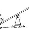 Actividades de física de la diversión para los niños