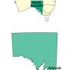 Geografía de Australia del Sur