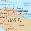 Geografía de Suriname