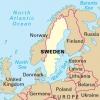 Geografía de suecia