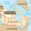 Geografía de los territorios del noroeste
