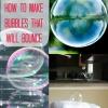 Gran bricolaje burbuja para Niños - Hacer burbujas que rebotará