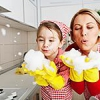 Las tareas del hogar delegando 101: poner a los niños a trabajar