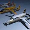 ¿Cómo funcionarán los taxis aéreos
