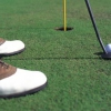 ¿Cómo puede el césped en los greens en un campo de golf ser tan perfecto?