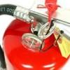 ¿Cómo funcionan los extintores químicos secos?