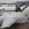 ¿Cómo descongelar los aviones?
