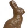¿Cómo se hacen de chocolate hueco conejos de pascua?