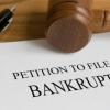 ¿Cómo afecta la bancarrota de su declaración de impuestos?