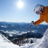 Cómo extrema obras esquí
