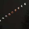 Cómo eclipses lunares trabajo