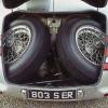 Cómo repuesto neumáticos monta trabajo