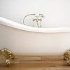 Cómo limpiar una vieja bañera de porcelana