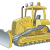 Cómo dibujar los vehículos de construcción