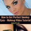 Cómo conseguir Perfect Smokey Eyes - Maquillaje Vídeo Tutorial