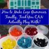 Cómo hacer Lego Gummies - Por último, la comida en realidad se puede jugar!