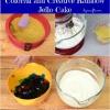Cómo hacer esto Cake deliciosamente colorido y creativo Rainbow Jello