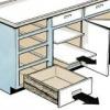 Pintura gabinetes de cocina