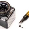 Cómo eliminar la tinta punta de fieltro y las manchas de tinta de la India