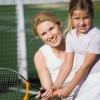 Cómo enseñar a los niños a jugar al tenis