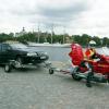 Cómo remolcar un vehículo de dos ruedas motrices