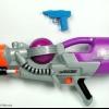 Cómo pistolas de agua trabajan