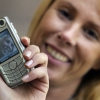 Introducción a la forma de video conferencia celulares móviles de trabajo