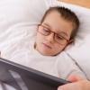 Es tiempo de computadora de sus hijos afectando sus patrones de sueño?