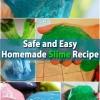 Los niños les encantará esta receta Seguro y Fácil casera limo!