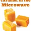Cocina Quickie: Más fácil Receta para Soft Caramel Fabricado en un microondas