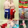 Tejer Estos Monster Pantalones adorable para su pequeño monstruo favorito