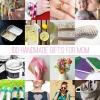 Haga Día de la Madre extra especial con estos regalos de DIY para mamá