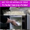 Haga su propia pasta de azúcar de la melcocha - Usted no tiene que ser un profesional de Baker!