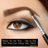 Consejos de maquillaje y trucos - Paso a paso de maquillaje oscuro Brown Eyes Video Tutorial