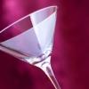 Velas de vidrio Martini