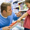 La prevención de las rabietas mientras que las compras