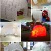 El reciclaje en su máxima expresión: Cómo construir un magnífico Jarra de leche Igloo