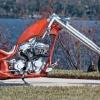 Sabre diente: un perfil chopper