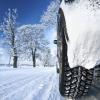 En caso de que underinflate sus neumáticos en invierno?
