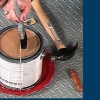 En caso de utilizar una pistola de calor para secar la pintura en el clima frío?