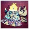 Summer Fashion DIY - Haga su propio Vestido sin mangas