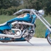 Supercharged: un perfil chopper
