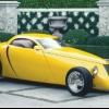 El coupé Aluma: Perfil de un coche de carreras