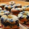 ¿Quieres la delicia sin la grasa? Haga su propia Horno al horno arándano Donuts
