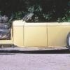 Wetzels roadster: Perfil de un coche de carreras