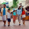 ¿Qué pasa la familia promedio en la ropa?