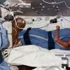 ¿Qué se siente al dormir en el espacio?