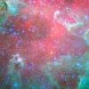 ¿Por qué es más claro para ver el espacio a través de un telescopio infrarrojo?