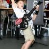 ¿Será héroe de la guitarra realmente me una mejor guitarrista hacer?