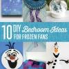 10 ideas de bricolaje dormitorio para aficionados congelados